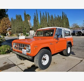 1970 Ford Bronco for sale 101240216
