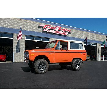 1970 Ford Bronco for sale 101271685