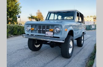 1970 Ford Bronco for sale 101300827