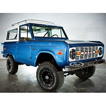 1970 Ford Bronco for sale 101329070