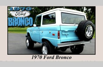 1970 Ford Bronco for sale 101329101