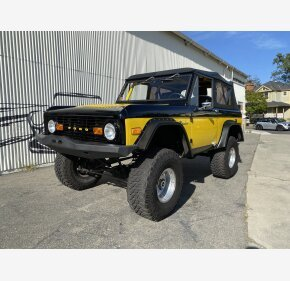 1970 Ford Bronco for sale 101330185