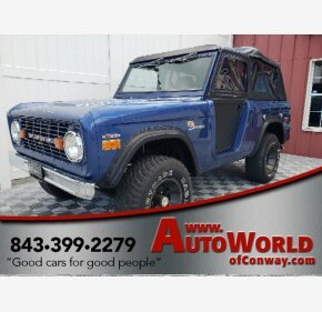 1970 Ford Bronco for sale 101336461