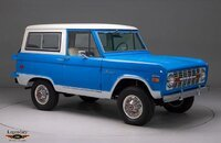 1970 Ford Bronco for sale 101344909