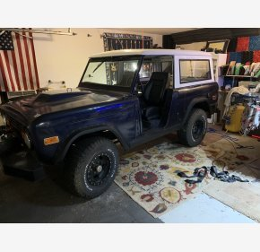 1970 Ford Bronco Sport for sale 101353325