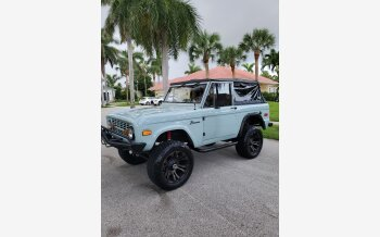 1970 Ford Bronco for sale 101375780
