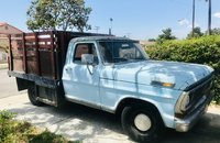 1970 Ford F100 2WD Regular Cab for sale 101181907