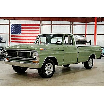 1970 Ford F100 for sale 101215599