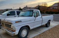 1970 Ford F100 2WD Regular Cab for sale 101243353