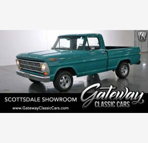 1970 Ford F100 for sale 101271236