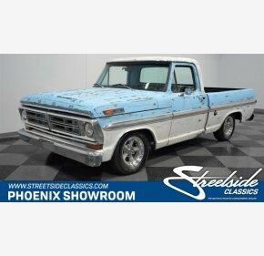 1970 Ford F100 for sale 101304895