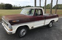 1970 Ford F100 2WD Regular Cab for sale 101347792