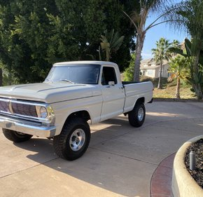 1970 Ford F100 2WD Regular Cab for sale 101389989