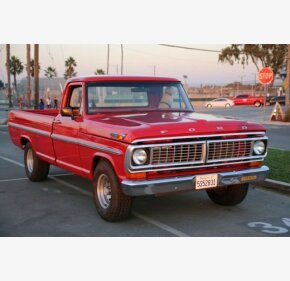 1970 Ford F100 for sale 101400108