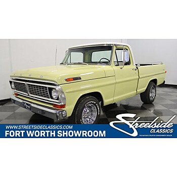 1970 Ford F100 for sale 101534102