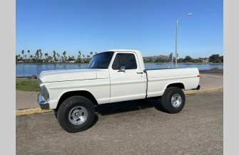 1970 Ford F100 for sale 101632883