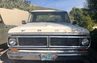 1970 Ford F250 2WD Regular Cab for sale 101087541