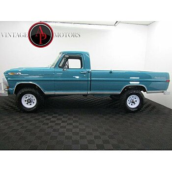 1970 Ford F250 for sale 101210781