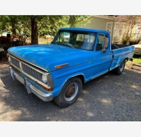 1970 Ford F250 for sale 101317552