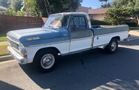 1970 Ford F250 Camper Special for sale 101353048