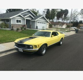 1970 Ford Mustang Mach 1 Coupe for sale 101330018