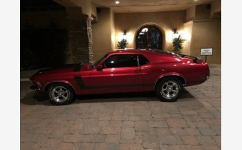1970 Ford Mustang Fastback for sale 101490645