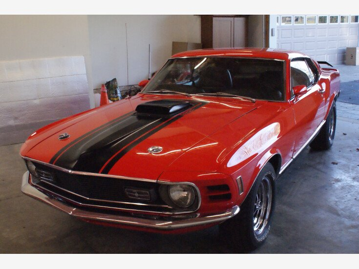 1970 Ford Mustang Mach 1 Coupe for sale 101498654