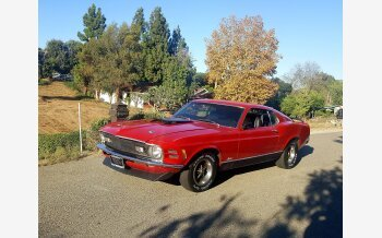 1970 Ford Mustang Mach 1 Coupe for sale 101499594