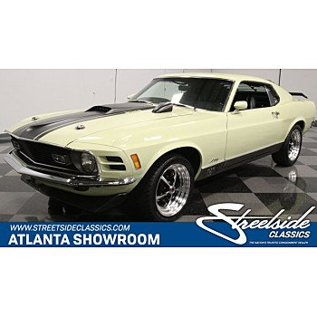 1970 Ford Mustang for sale 101055740