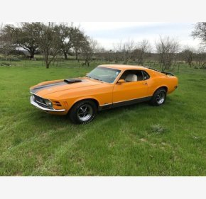 1970 Ford Mustang for sale 101072537