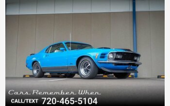 1970 Ford Mustang for sale 101143493