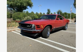 1970 Ford Mustang Mach 1 Coupe for sale 101189259