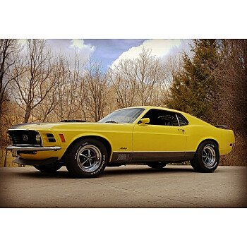 1970 Ford Mustang for sale 101307281