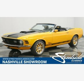 1970 Ford Mustang for sale 101308002
