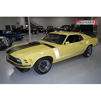 1970 Ford Mustang for sale 101328087