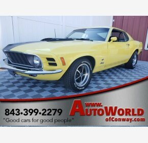 1970 Ford Mustang Fastback for sale 101339084