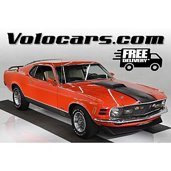 1970 Ford Mustang for sale 101370124