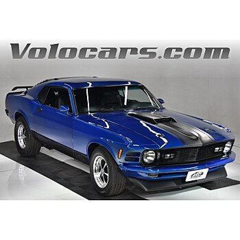 1970 Ford Mustang for sale 101564097