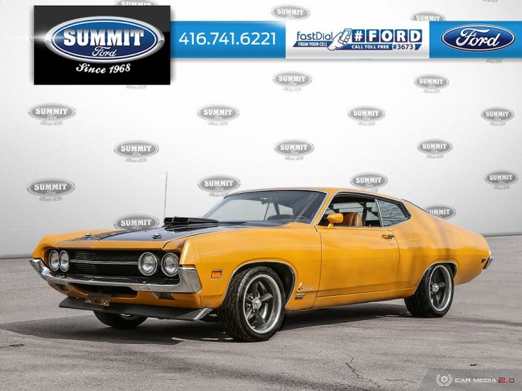 New Ford Torino >> 1970 Ford Torino For Sale Near Kenmore New York 14217