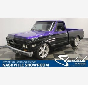 1970 GMC Pickup for sale 101072673