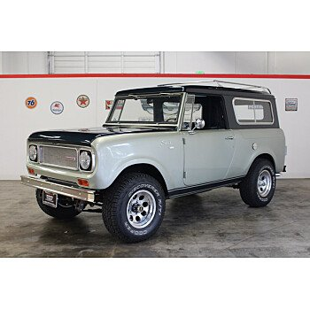 1970 International Harvester Scout for sale 101087602