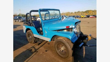 1970 Jeep CJ-5 for sale 101237542