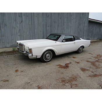 1970 Lincoln Continental for sale 101149657