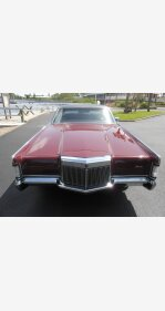 1970 Lincoln Mark III for sale 101012159