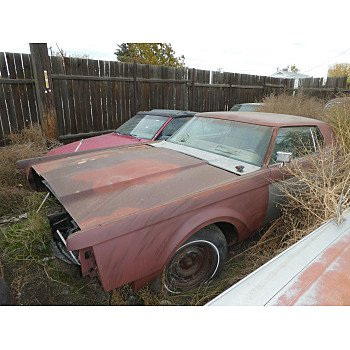 1970 Lincoln Mark III for sale 101049704
