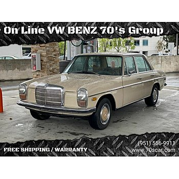 1970 Mercedes-Benz 220D for sale 101310089