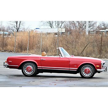 1970 Mercedes-Benz 280SL for sale 101262687