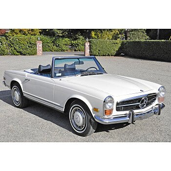 1970 Mercedes-Benz 280SL for sale 101407122