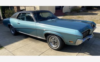 1970 Mercury Cougar Coupe for sale 101597953