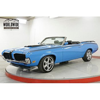 1970 Mercury Cougar for sale 101211248